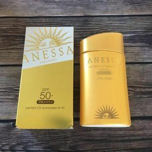 Shiseido Anessa Perfect UV Sunscreen A+N 60ml